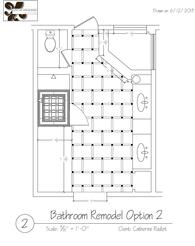 Roullet Bathroom Remodel