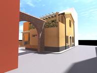refurbishment in Castiglione d/S (Mantua, Lombardy, Italy)
