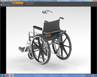 Vision Integrated Electric Wheelchair (VIEW) Kit