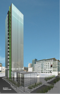 Transbay Block 8 Competition