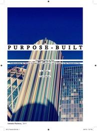 Purpose Built