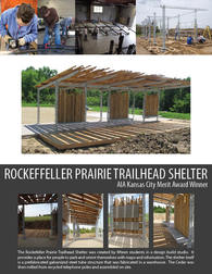 Rockefeller Prairie Trailhead- Design/Build