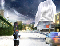 KIMBALL CLOUD   A Light and Airy Renovation of the Kimball Art Center