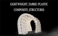 Lightweight Fabric Plastic Composite Structures