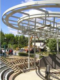 Enka Vakfı Sadi Gülçelik Steel Roof Covering