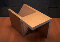 RV (Side Table / Magazine Compartment )