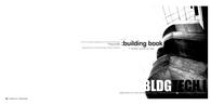 Building Tech I: Building Book