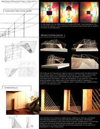Abstract Architectural Concepts 