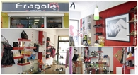 Commercial Retail Design-Fragola Nmore Shoes- 100 sq ft