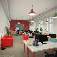 offices for Prezi - bento box