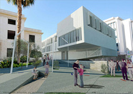 Offices for the Municipal Hall in Limassol.