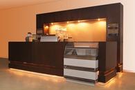 Moka & CO. Coffee booth