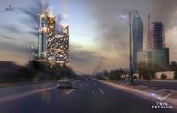 TwinPremium® skyscraper concept