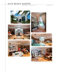 Alys Beach Shoppe