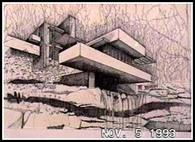 1993 - Fallingwater or Kaufmann Residence