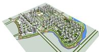 Ji Mo Old Town Redevelopment Master Plan