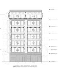 ARC Building Facade Restoration