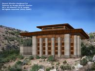 Taliesin desert shelter