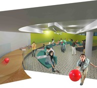New Dimensions Bowling Center