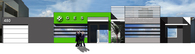Office Front Facade Design + Remodeling