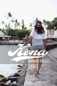 Kona New Era Snap Back Project