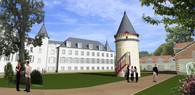 Castle of Nogent-les-Montbard
