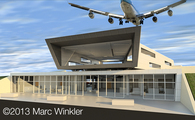 M.Arch Thesis: Airport