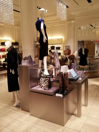 Bergdorf Goodman Anniversary Displays