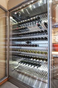 Vin de Garde Custom Modern Wine Fridge