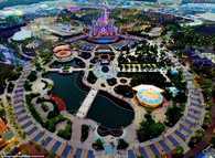 Shanghai Disney Resort - Disneyland