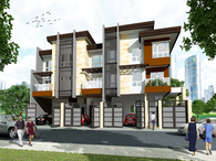 3-Storey, 3-Unit Townhouse