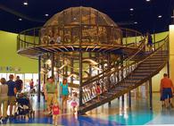 Stratosphere Climber @ Delaware Children's Museum