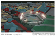New Brookyln Dodgers Stadium