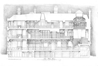 Ames-Webster Mansion Restoration / Hamady Architects