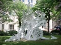 Rachel Feinstein 'Folly' - Madision Square park summer 2014