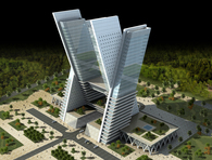 Adic Tower