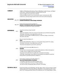Resume-Stephanie Komornik