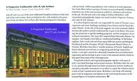 Canadian Architect - A Progressive Traditionalist - John M. Lyle, Architect - Review