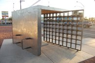 Region Specific Bus Shelters