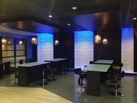 Coffee Bar Meissner features Kinema pendant