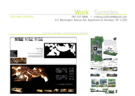Work Samples_Cristina Cordero MLA