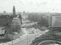 Strategies for the Coolsingel Strip: Preservation Plan for City of Rotterdam