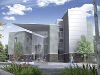 UAA Integrated Sciences Facility