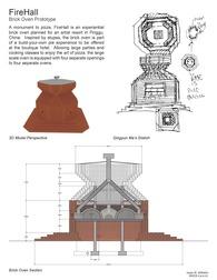 FireHall_Brick Oven Prototype