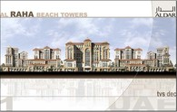 10 Buildings at Al Raha Beach