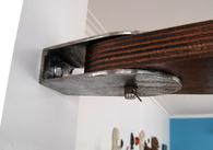 Transitional shelf