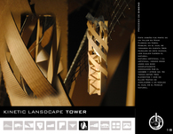 Kinetic Landscape Tower