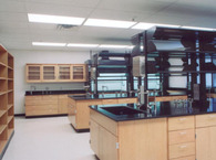 Texas A&M University Alkek Biotechnology Institute 4th Floor Buildout
