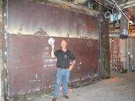Shear Plate - Northridge Hospital Medical Center Seismic Upgrade