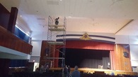 2014 Somerville High School Auditorium Repair
